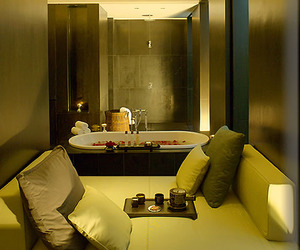 Spa Fit for a Sultaness: Aman New Delhi
