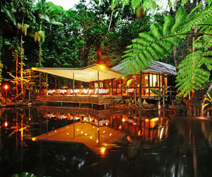 Spa Fit for a Sultaness: Daintree Eco Lodge & Spa