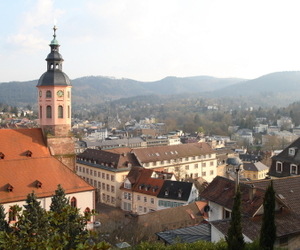 Spa Town: Baden-Baden is Anything but Bad