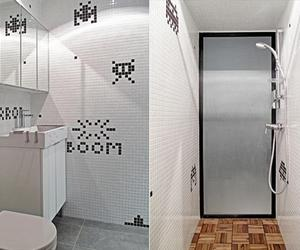Space Invaders Apartment by OneByNine,