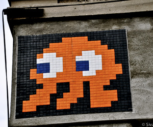Space Invaders are Everywhere! by