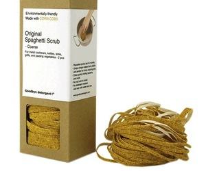Spaghetti Scrub by Goodbye Detergent!