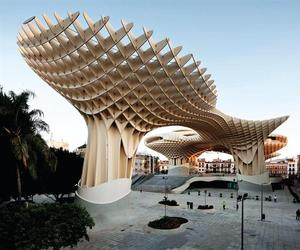 Spain's Metropol Parasol