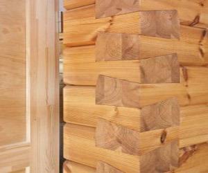 Spanish Modern Wooden House Design