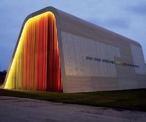 Spanish Pavilion by Pulgon Diseno