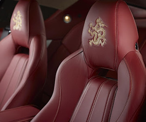 Special Edition Aston Martin Dragon 88
