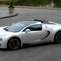 Special Edition Bugatti Veyron Sang Blanc in for Sale