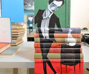 Spectacular 'Painting On Books' by Mike Stilkey