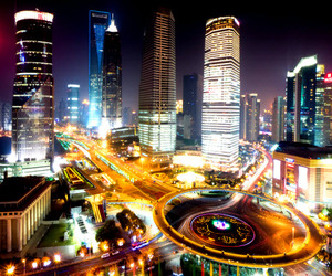 Spectacular Timelapse Footage of Shanghai