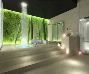 Spectacular Bathroom Settings with a View