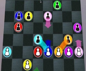 Speed Chess: 16-Player Respawning Chess Game