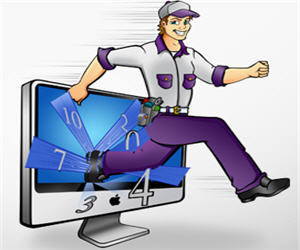 Speed up Mac OS X tool