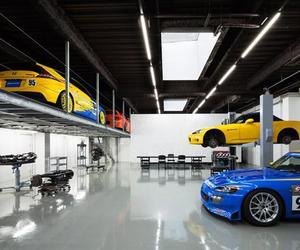 Speedshop Type One Garage by Torafu Architects