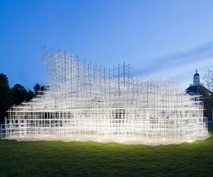 Spellbinding Serpentine Gallery Pavilion 2013