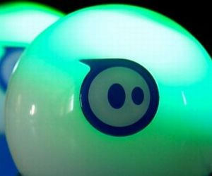 Sphero- Ball that is controlled via Bluetooth
