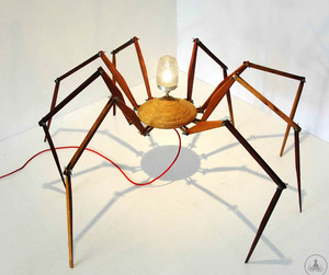Spider furniture by Oficina Polvo