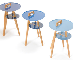 Spin Table by Tomoko Azumi