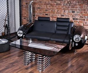 Spirit of 427: Auto inspired Furniture