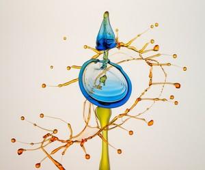 Splashes by Heinz Maier