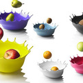 Splashing Fruit Bowl by Niels Römer