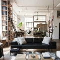 Splendid Brooklyn loft