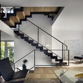 Split Level Home by Qb Design