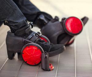 SpnKix Electric Roller Skates