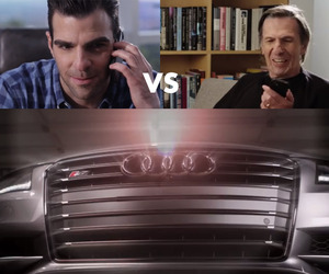 Spock vs. Spock Spot For The New Audi S7