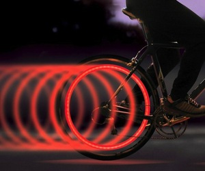 SpokeLit Bicycle Light