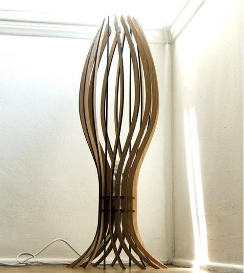 Spore Floor Lamp