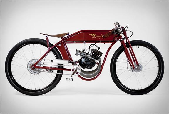 Sportsman Flyer Motorized Bicycles