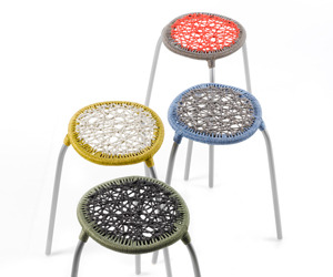 Spot Stools by Neil Nenner