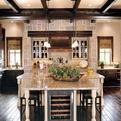 Texas Ranch Style Home by Jefferson Christian Custom Homes.