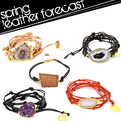 Spring Leather Forecast: Hot in Cave Land!