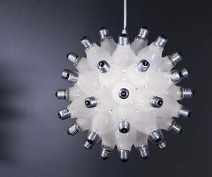 Sputnik Lamps by Henrik Klug