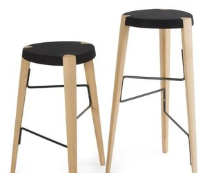 'Sputnik' stool