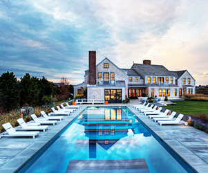 Squam Residence on Nantucket Island