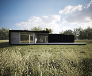Square House by Ziphouse