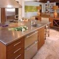 S.S. Countertop from Four Seasons Metals