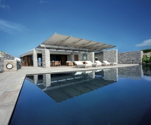 St. Barths Residence by Barnes Coy Architects