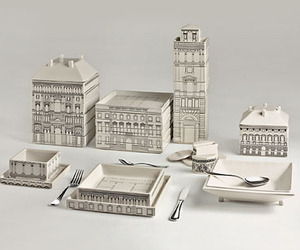 Stackable Palace Dinnerware