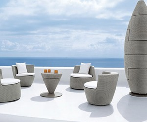 Stackable Patio Furniture