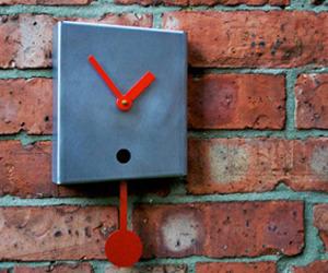 Stahl Clock
