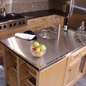 Stainless Steel Countertop | Four Seasons Metals