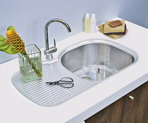 Stainless Steel Laundry Sink from Oliveri North America