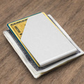 Stainless Steel Slim Money Clip Wallet by Human Republic