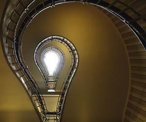Stairwells Series, Photos  by Niels Eisfeld