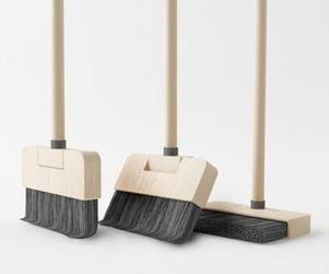 Standing Broom