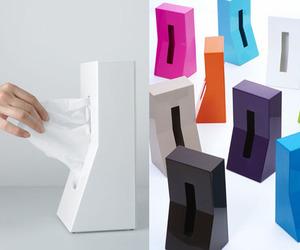 Standing Tissue Holder
