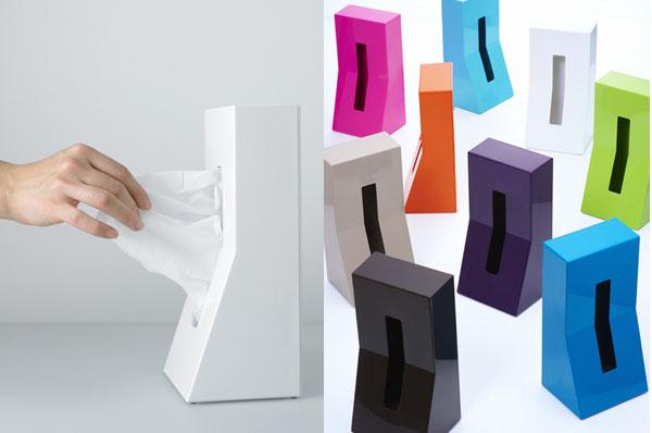 . Standing Tissue Holder